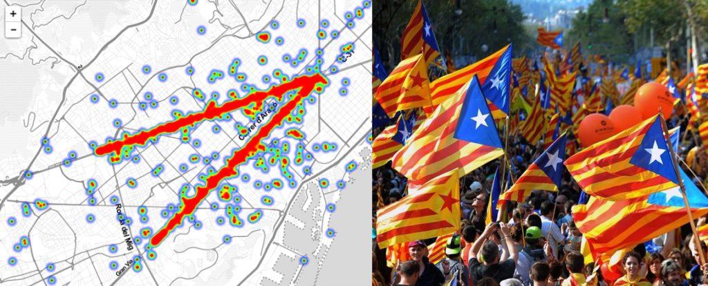 V catalana